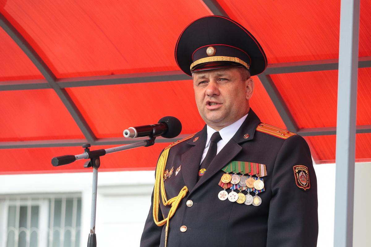 Полковник Владимир Гавдур, командир в/ч 7404. Фото: Александр ЧЕРНЫЙ