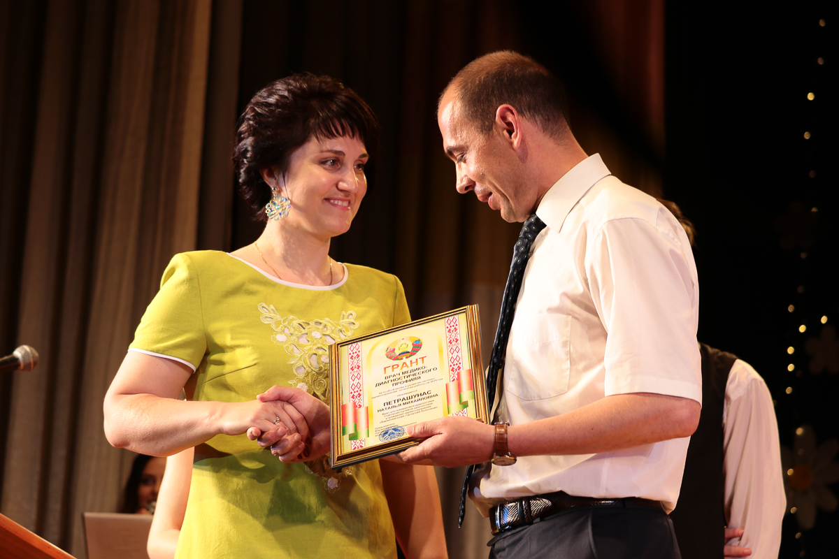 Наталья Петрашунас, Барановичи