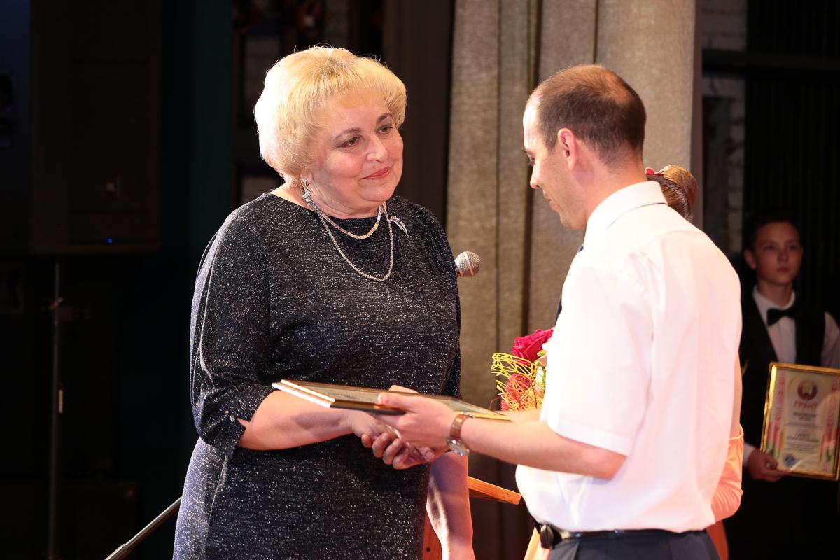 Людмила Безмен, Барановичи