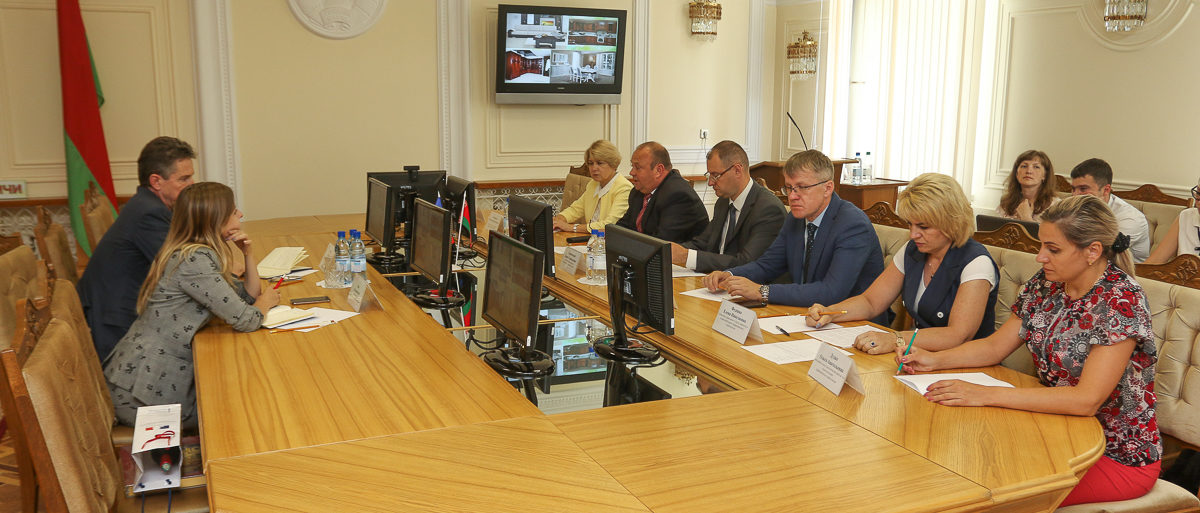 Посол Франции посетил Барановичи