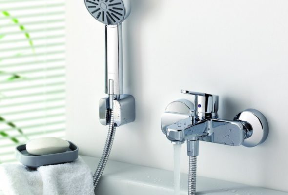 Определяемся со смесителем для ванной