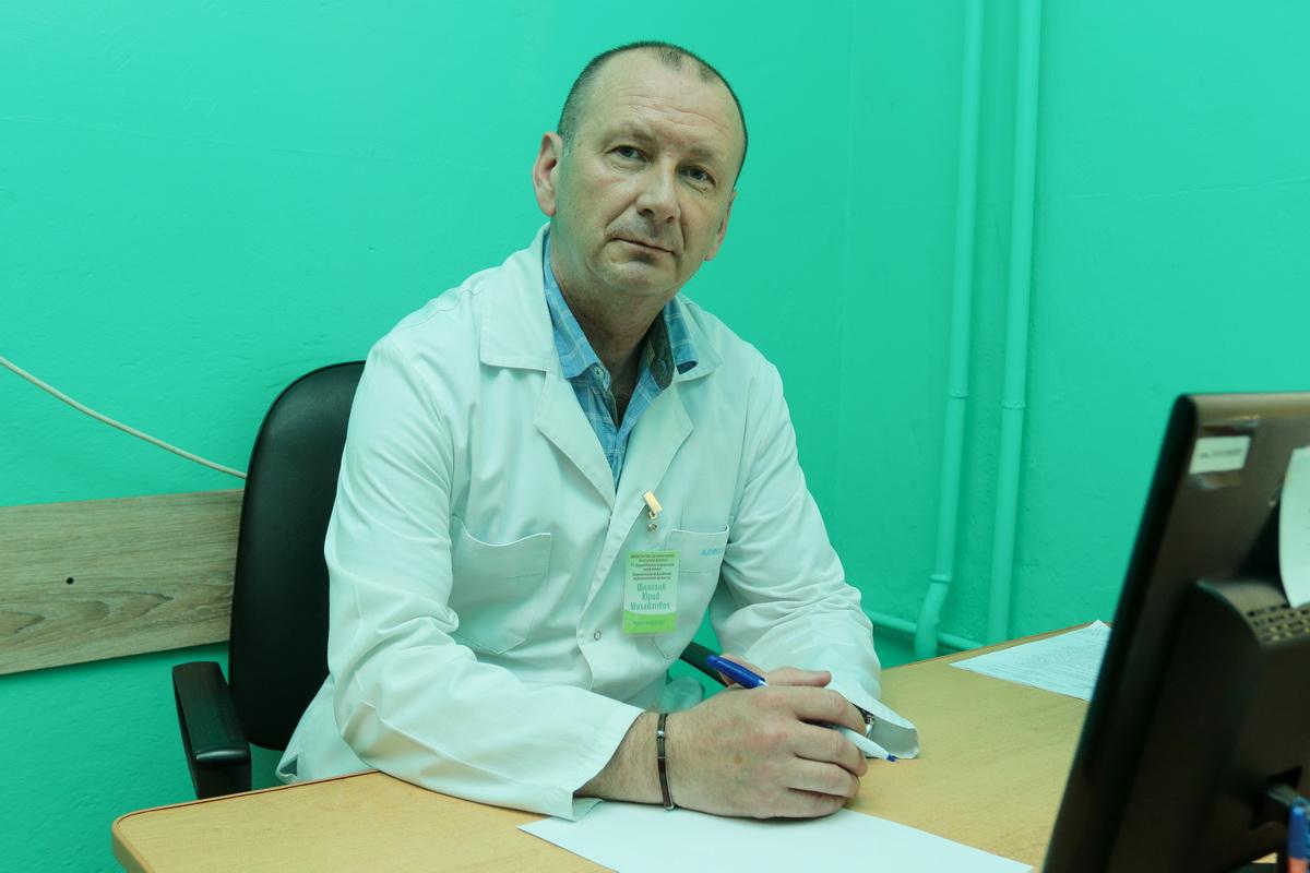По словам Юрия Шолохова, головокружение – это вторая проблема после головной боли по частоте обращений пациентов к неврологам.  Фото: Александр ЧЕРНЫЙ