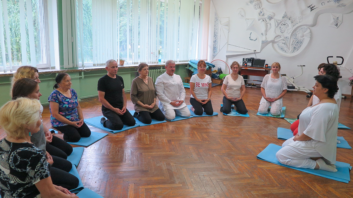 йога Самадева, Барановичи
