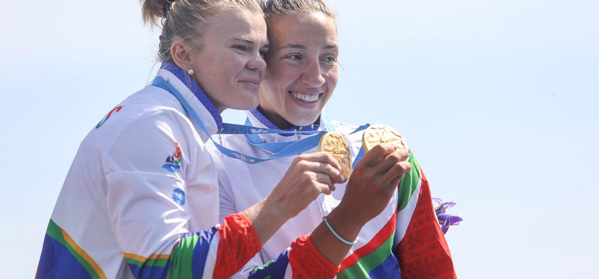 Белорусы на II Европейских играх завоевали уже 45 медалей
