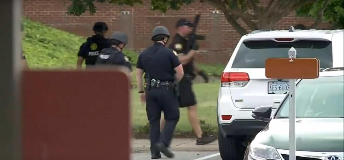 В США «недовольный» госслужащий расстрелял в здании госадминистрации 11 человек