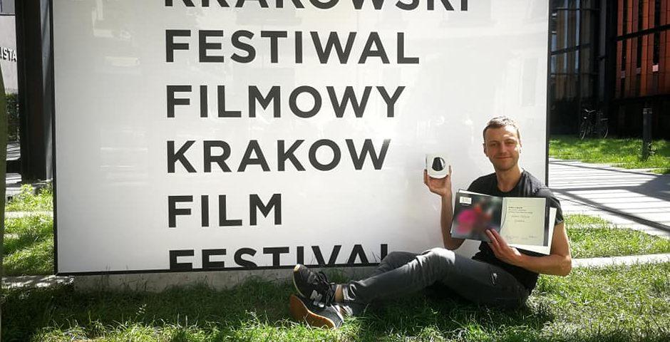 Режиссер из Барановичей получил приз за лучший фильм на Краковском кинофестивале