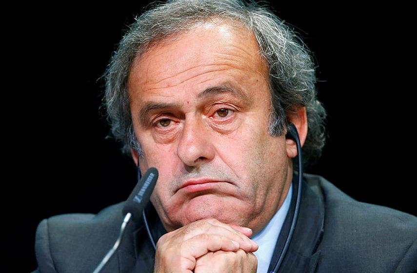 Экс-президент УЕФА арестован по делу о коррупции