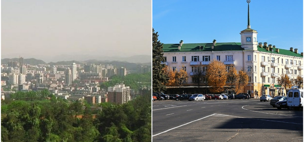У Барановичей появится новый город-побратим