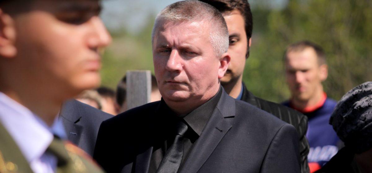 Отец погибшего в Могилеве милиционера: Сделал ошибку, что не осмотрел тело сына в морге