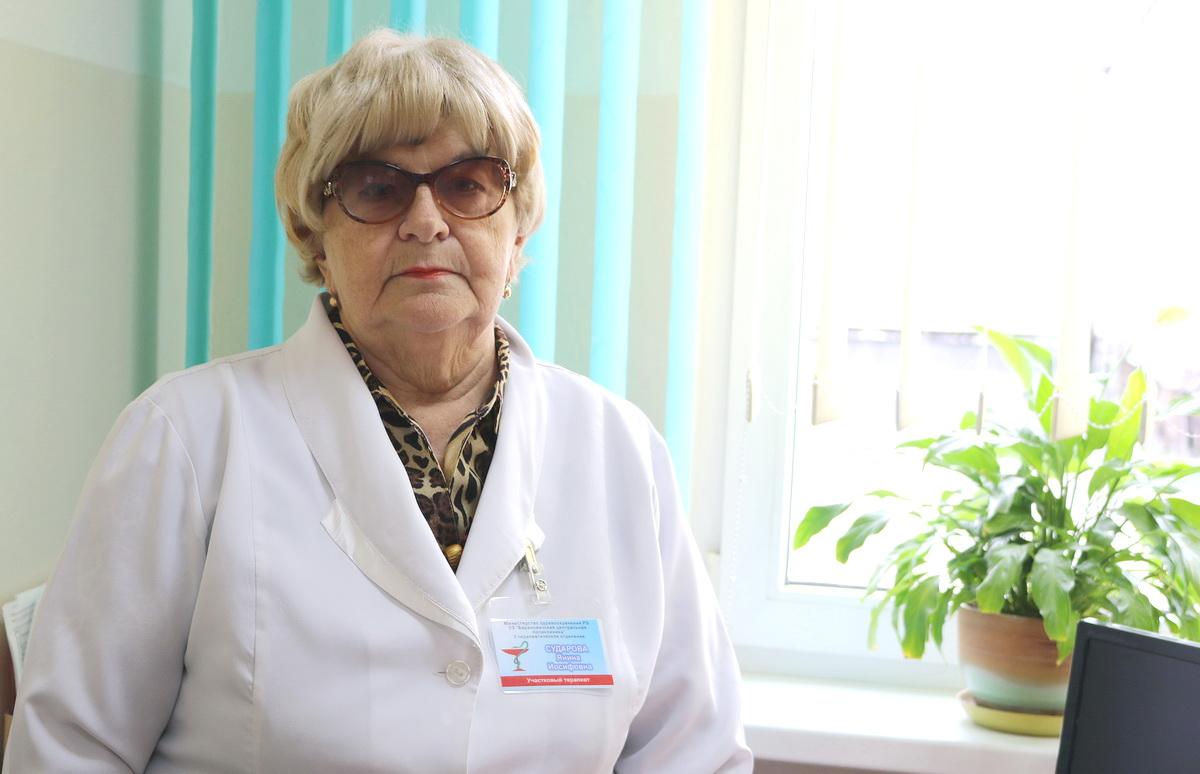 Янина Сударова. Фото: Александр ЧЕРНЫЙ