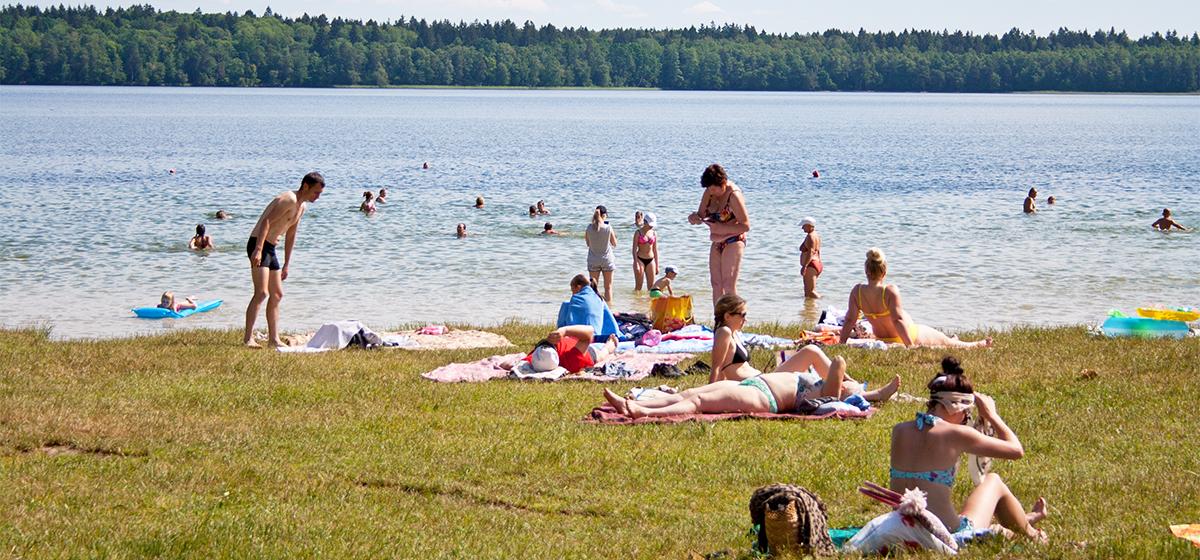 Гид по местам отдыха. Озеро Свитязь. Виртуальная экскурсия
