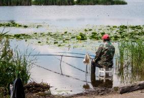Гид по местам отдыха. Жлобинское озеро. Виртуальная экскурсия
