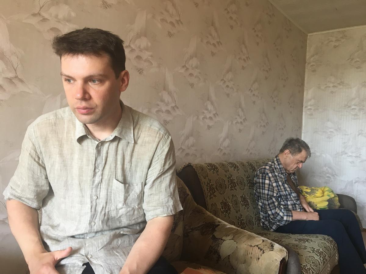 Веслав Соколовский. Фото: Катерина БУБЕН