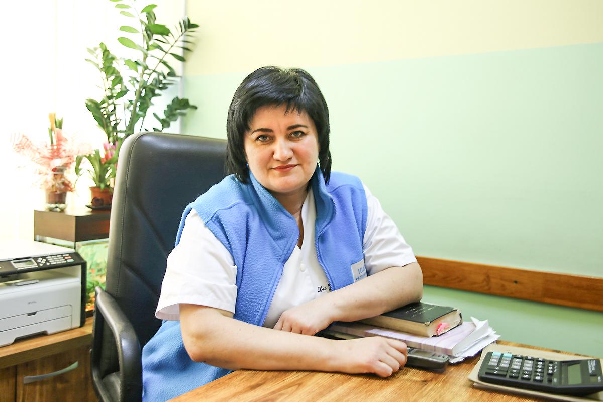 Татьяна Пухальска. Фото: Татьяна МАЛЕЖ