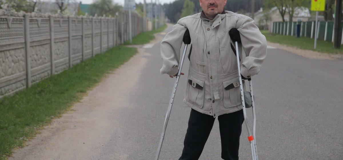 «Я уверен, что все получится» Многодетный отец с инвалидностью решает проблемы, которые сломали бы многих