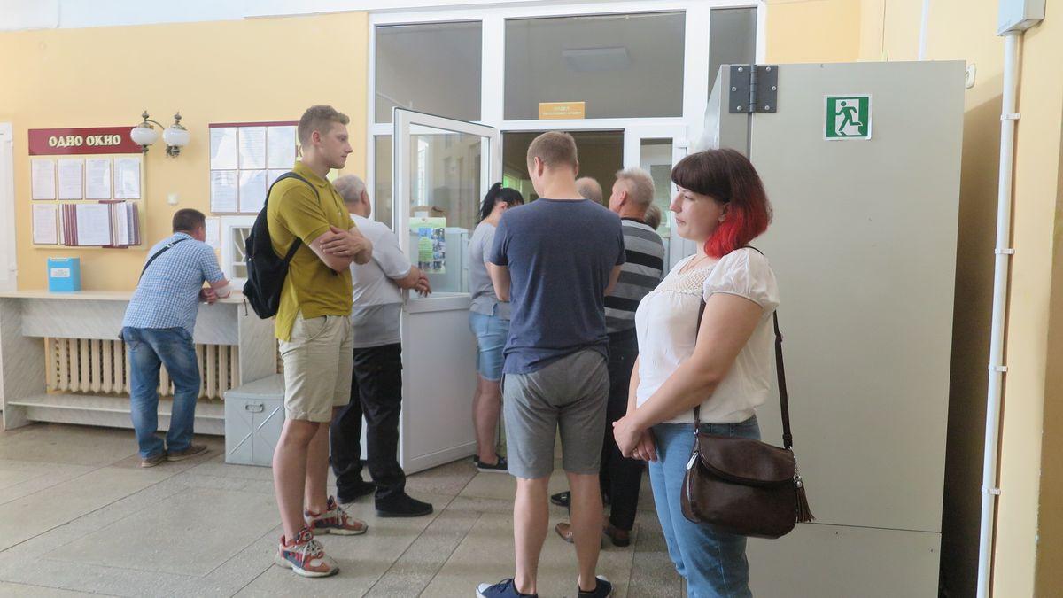 Станция переливания, Барановичи