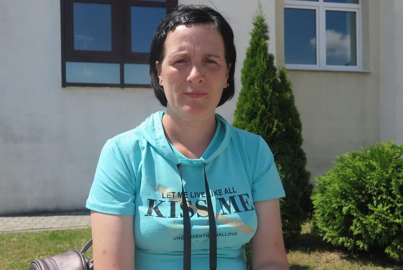 Татьяна НАЗЮК. Фото: Ирина КОМИК