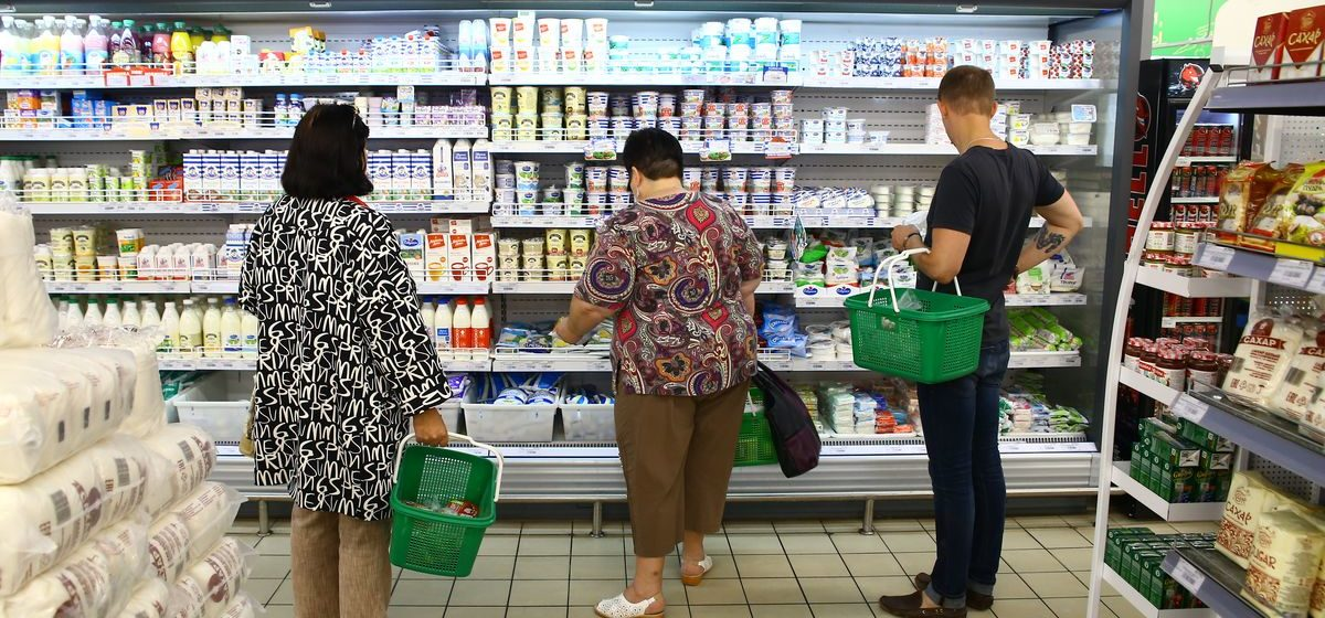 Впереди стран ЕС и почти всех соседей. Как растут цены в Беларуси и других странах