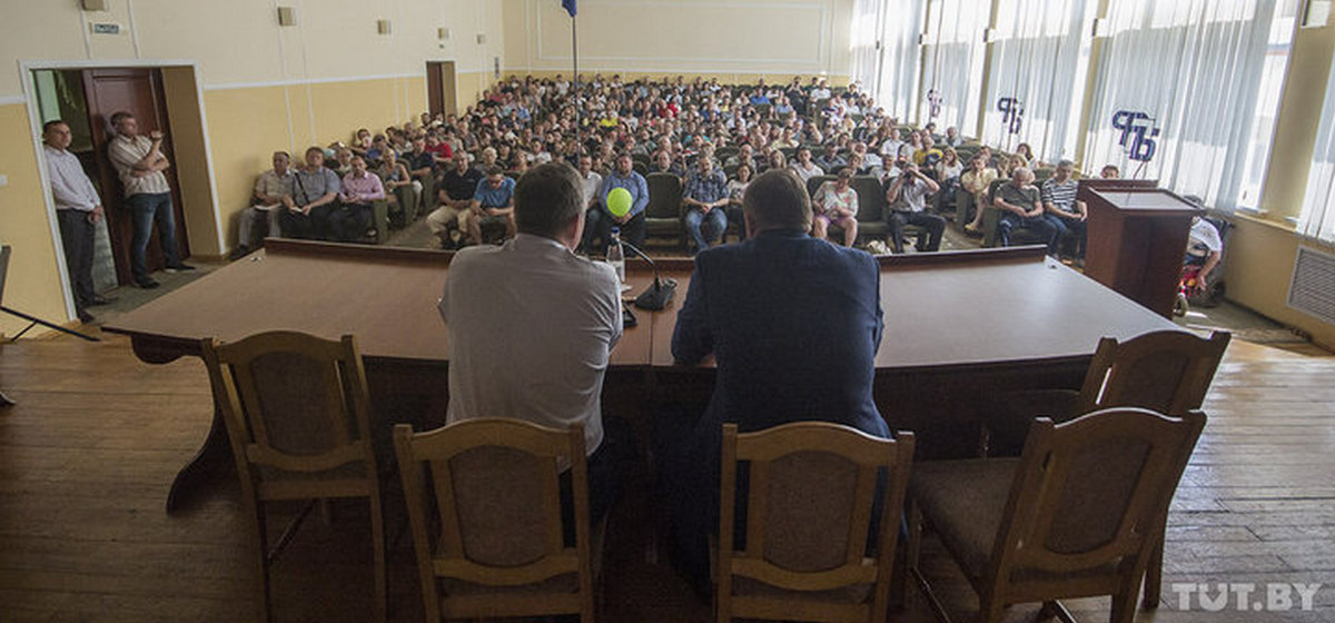 Власти Бреста пошли на диалог с протестующими против аккумуляторного завода. Чиновники допускают его закрытие