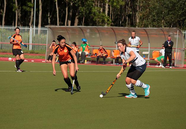 Сборные по хоккею на траве Индии и Беларуси проведут несколько игр в Барановичах