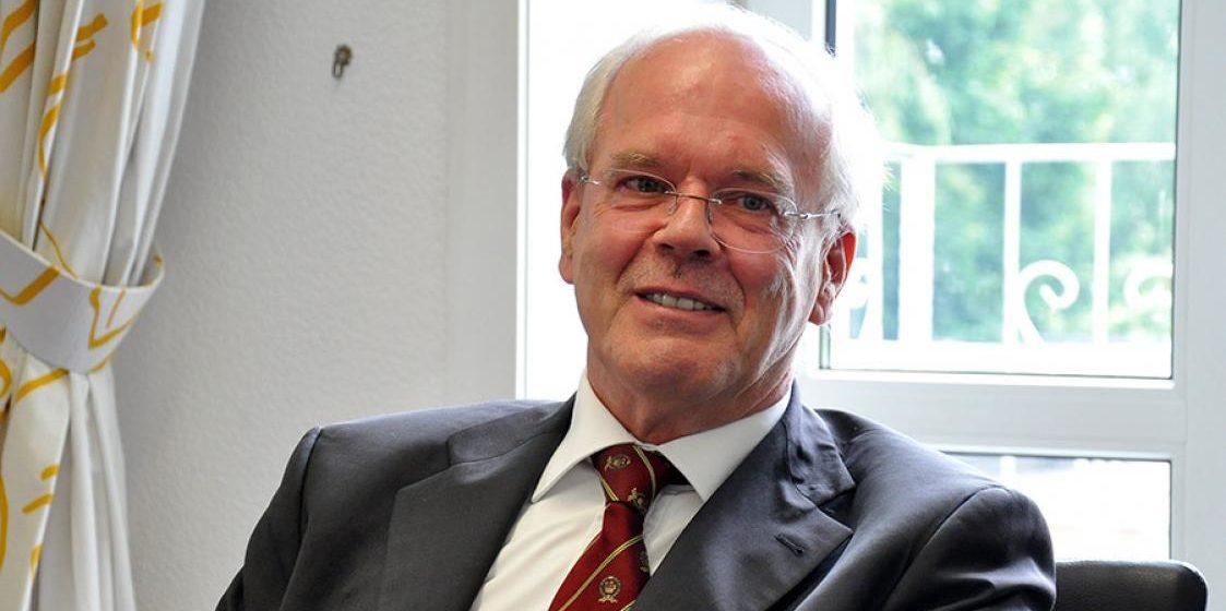 Посол Германии записал видеообращение на белорусском языке