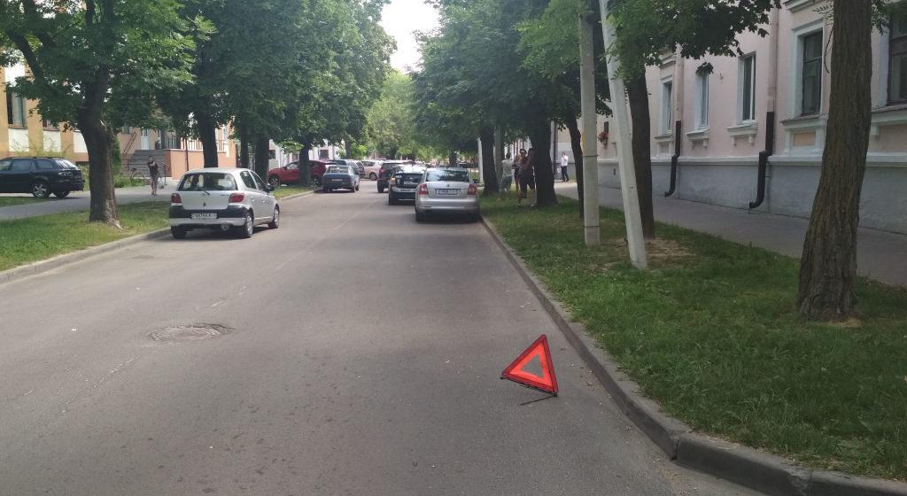 Шестилетнего мальчика сбил автомобиль такси в Бресте