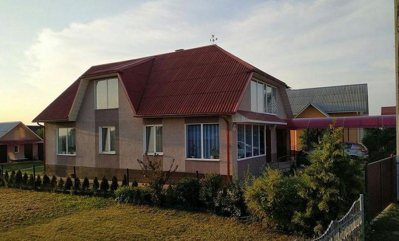 Самый дорогой дом в Барановичском районе, который продают через объявления.