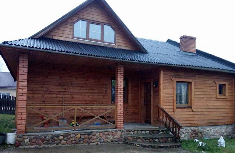 Дом в г.п. Городище.