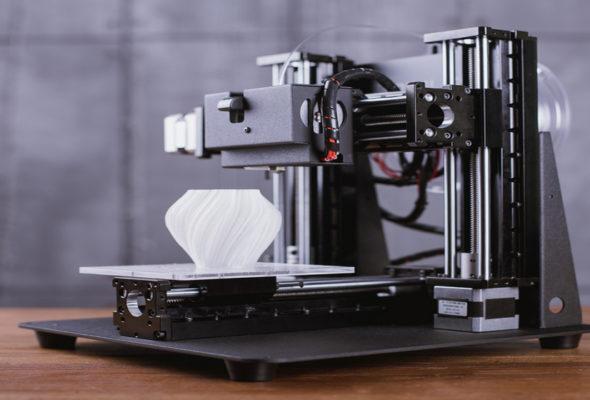 За 3D-печатью будущее