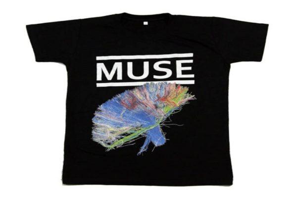 Футболки Muse – то, что выбирает молодежь