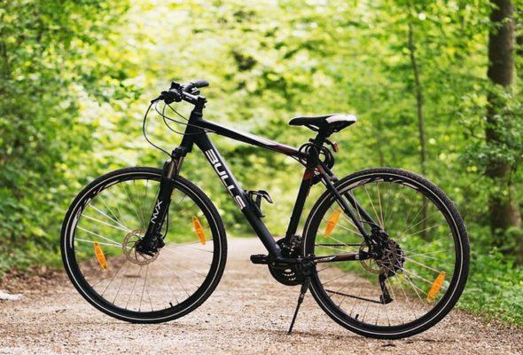 Велосипед всегда в вашем распоряжении