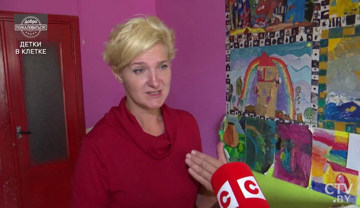 Ирина Вишневская. Кадр из видео