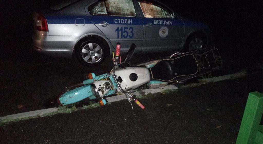 В Брестской области обновили алкорекорд — милиция задержала мотоциклиста с 4,8  промилле алкоголя в крови