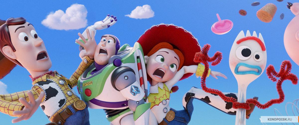 Фильм недели, который стоит посмотреть: «Детские игры», «История игрушек 4»