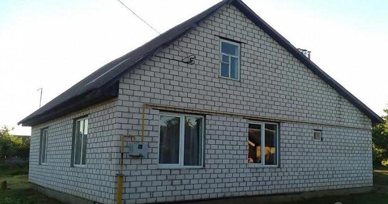 Дом в деревне Литва в Ляховичском районе.