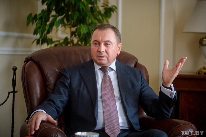 Министр иностранных дел анонсировал скорый «нормальный полноценный визит Александра Лукашенко в Евросоюз»
