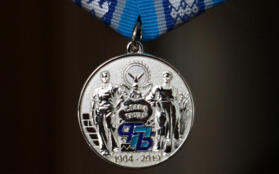 Председателя Барановичского горисполкома наградили медалью
