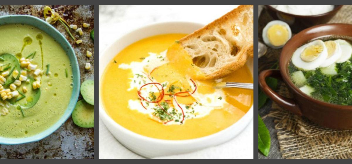 Что есть в жару: три рецепта холодных супов