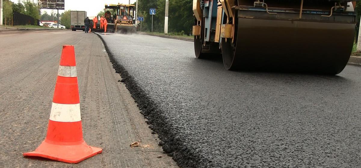 Половина улиц частного сектора будет заасфальтирована в Барановичах в 2019 году, заявил Мясникович