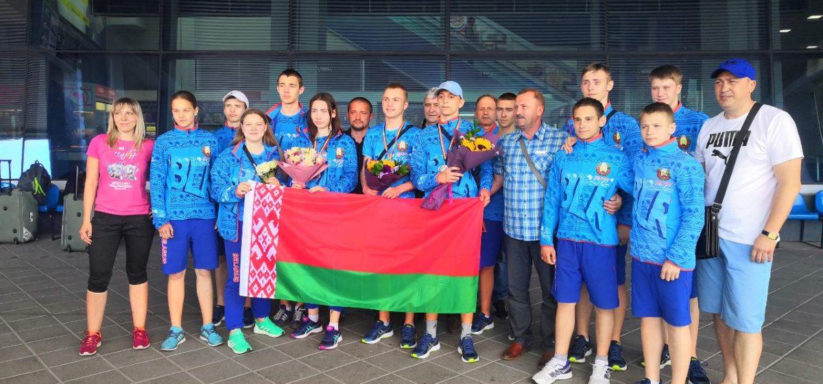 Бронзу привез барановичский юноша с чемпионата Европы по боксу