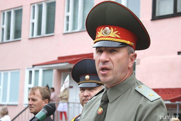 Министр МВД Беларуси из-за коронавируса провел две недели в карантине
