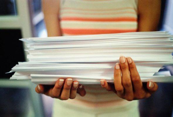 Бумага формата А4. Выбираем так, чтобы сэкономить в цене, а не качестве.