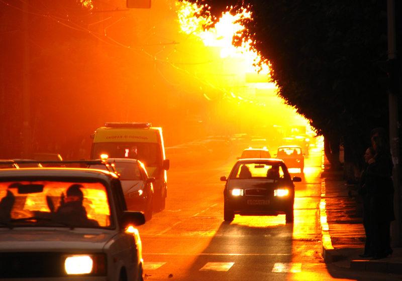 Как выжить автомобилистам в жару