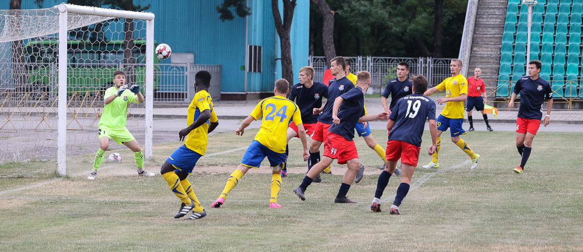 С каким счетом ФК «Барановичи» сыграл на своем поле с «Нафтаном»