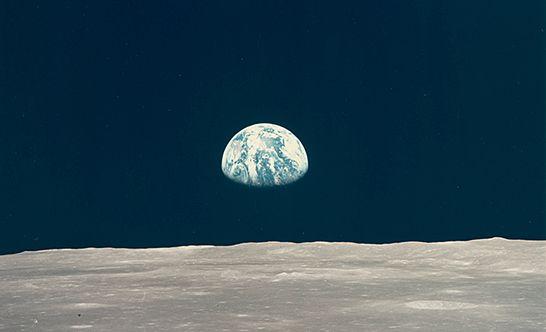 К 50-летию высадки на Луну NASA показало редкие фото