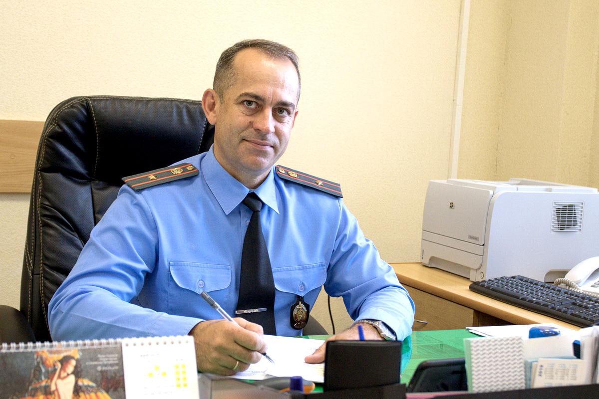 Александр Семенов. Фото: Александр ЧЕРНЫЙ