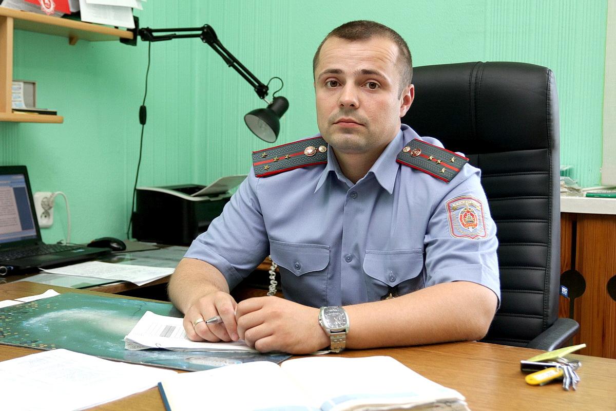 Андрей Переход. Фото: Александр ЧЕРНЫЙ