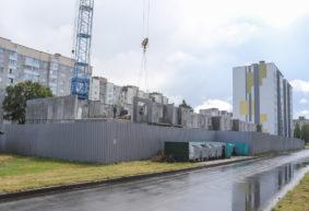 Второй электрический дом начали строить в Барановичах