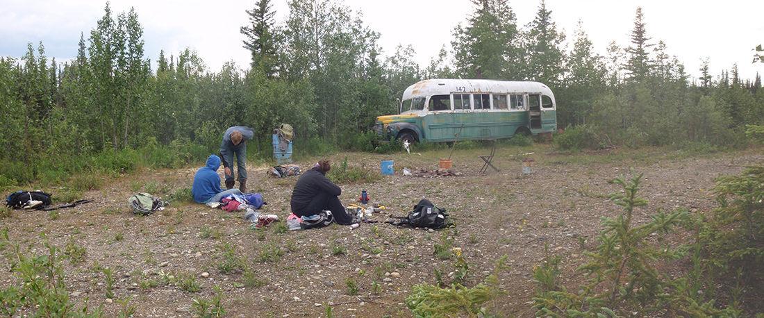 Девушка-режиссер из Беларуси погибла на Аляске. Ее смыло потоком воды