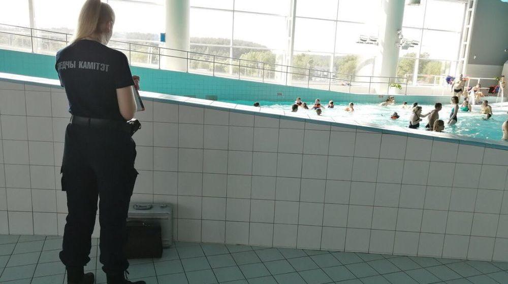 Четырехлетний мальчик едва не утонул в аквапарке в Минске